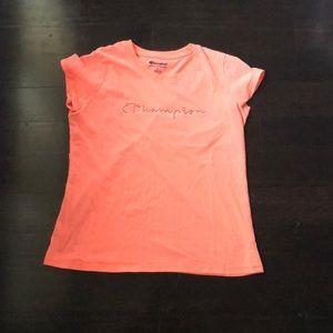 Girls champion T-shirt
